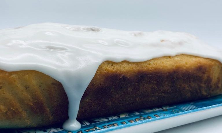 French Lemon Cake (the Ilana version)