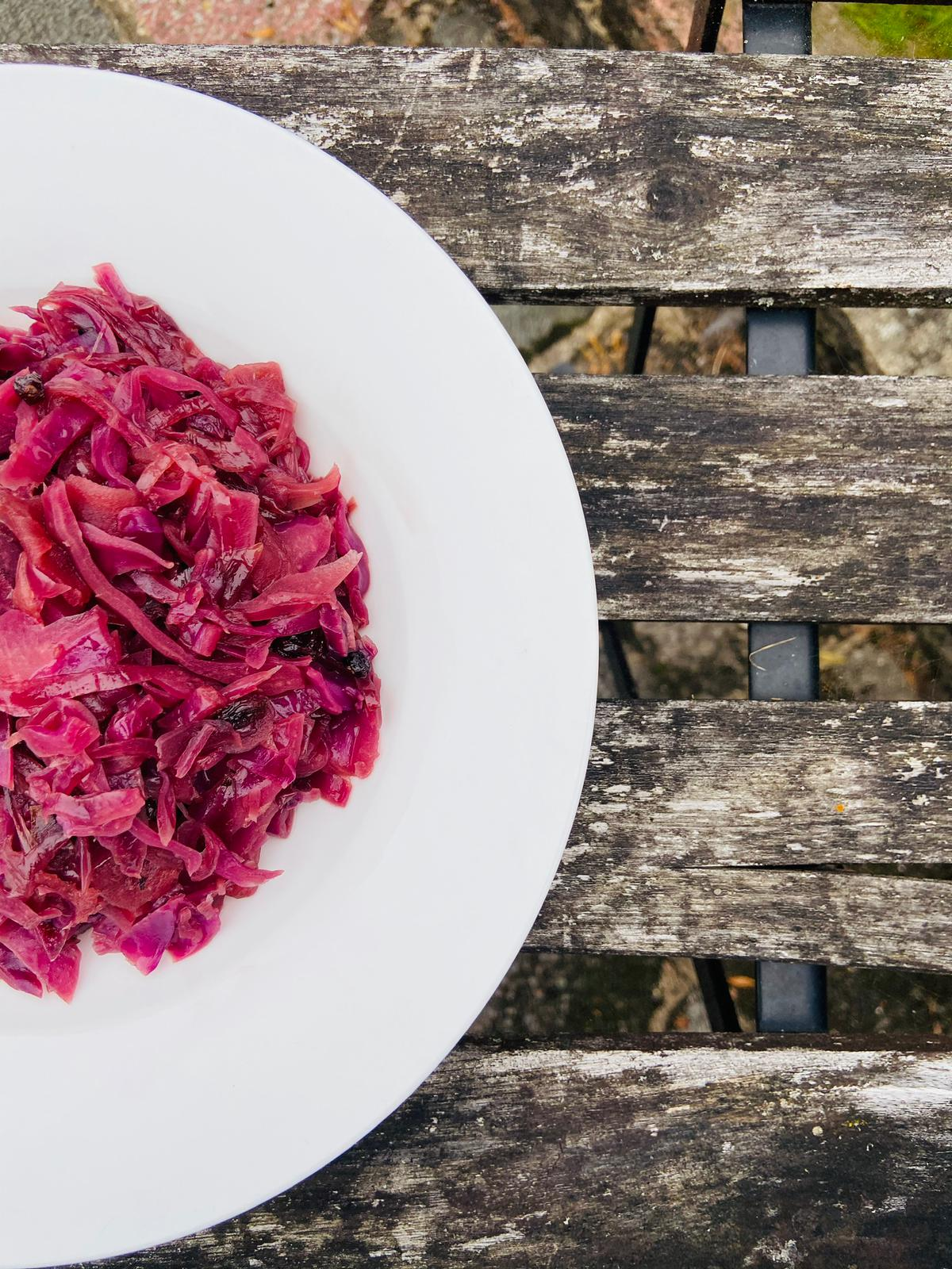 BRAISED RED CABBAGE 2.0
