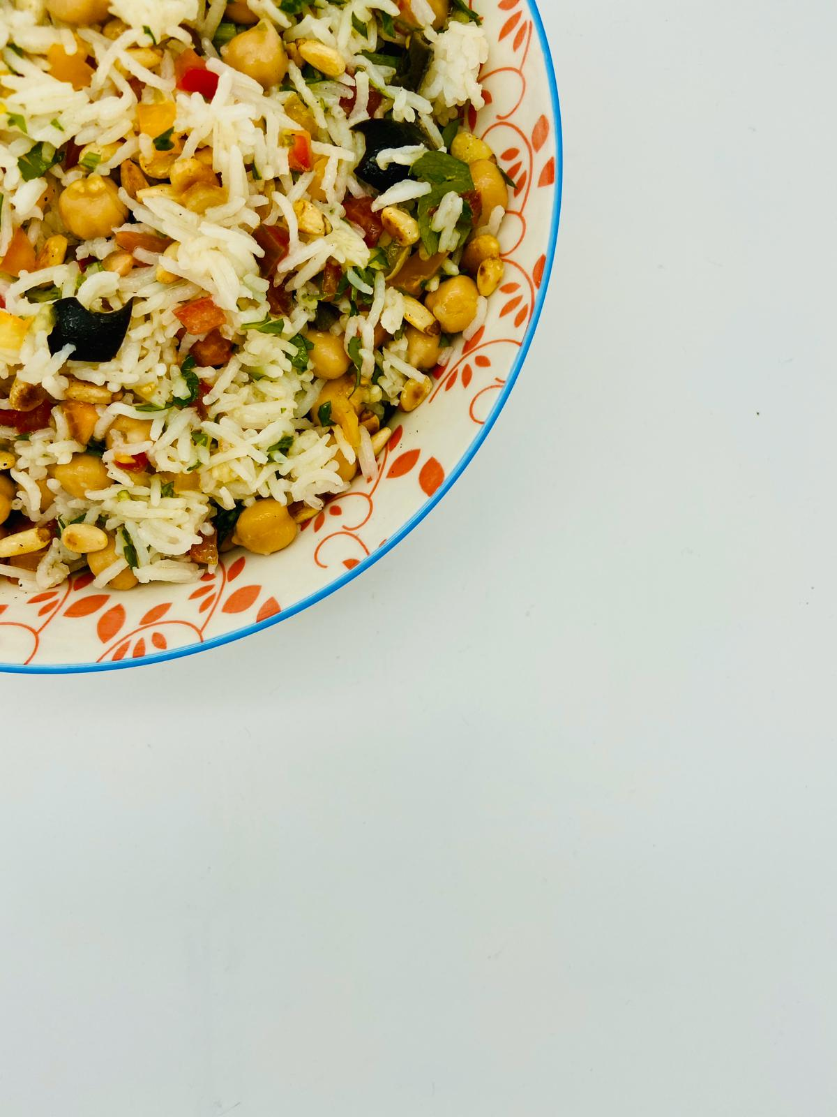 TUSCAN RICE SALAD