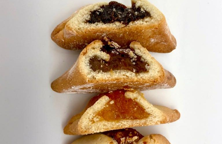 HAMANTASHEN FILLINGS